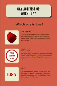 Lisa Demmi, gay